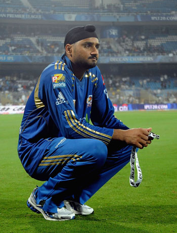 'Harbhajan has been exceptional'