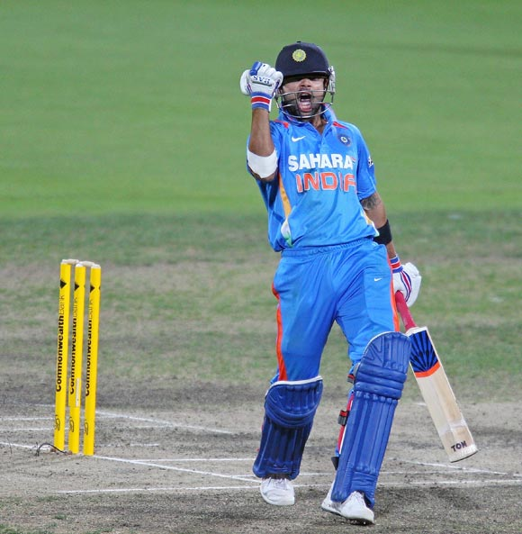 Team India Report Card: Kohli 10/10; Sehwag 2/10