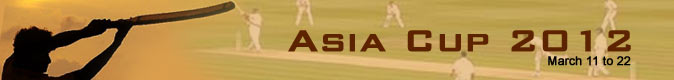 Asia Cup 2012