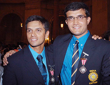 Rahul Dravid: Facts and Figures