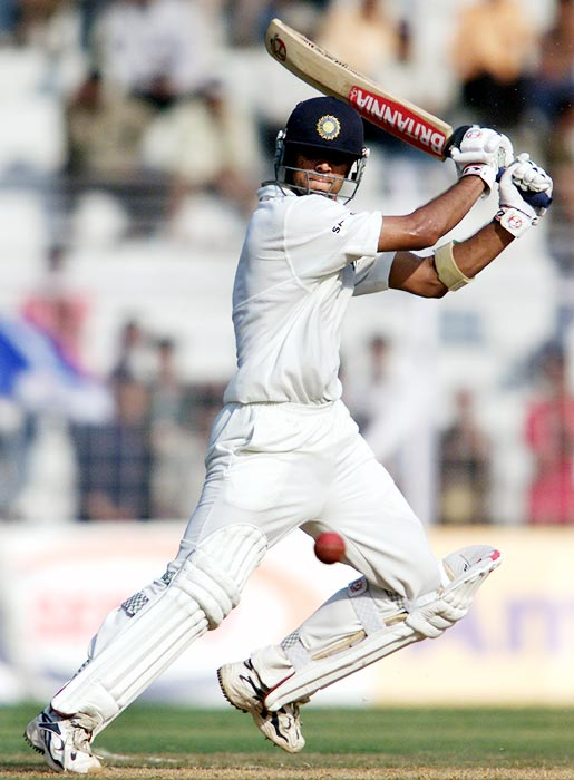 Dravid failed to deliver Down Under