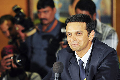 Dravid 30th in all-time best list