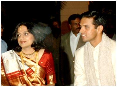 Rahul and Vijeeta