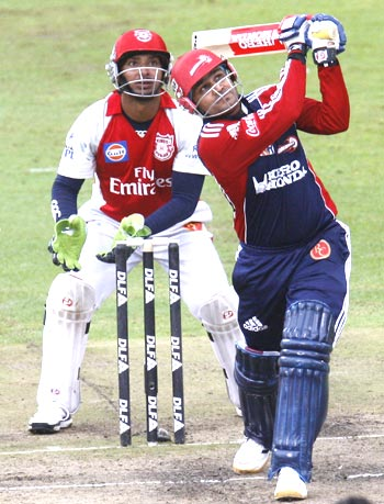 Sehwag believes Daredevils can make IPL play-offs
