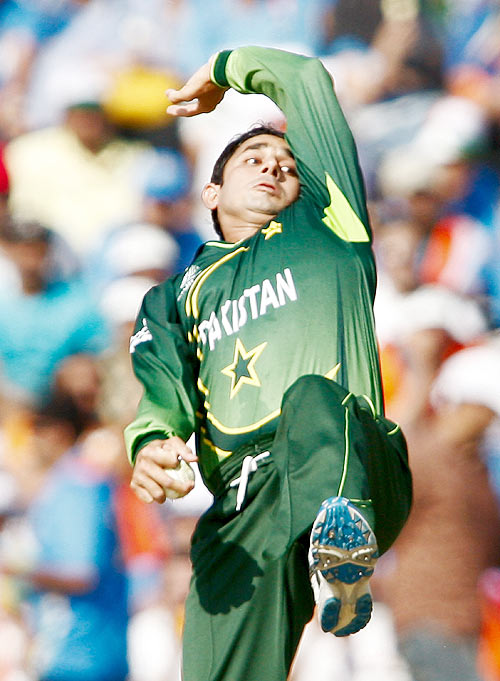 Ajmal's action raises concern in Indian camp