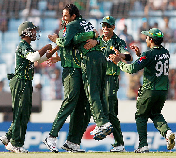No issue with Saeed Ajmal's action, says Lorgat