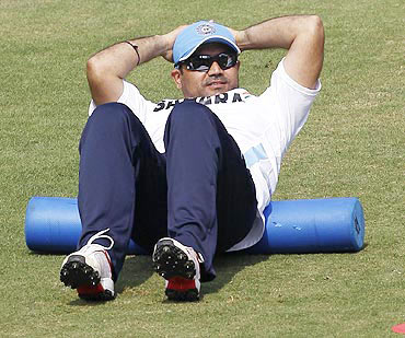 The rest period is over and I am set to play in the IPL: Sehwag