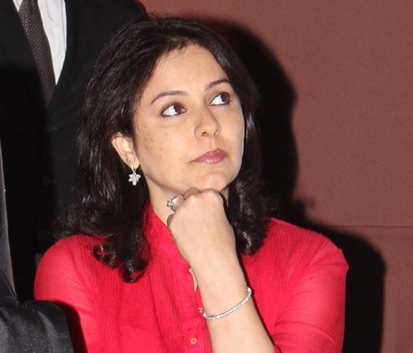 Sachin Tendulkar's wife Anjali
