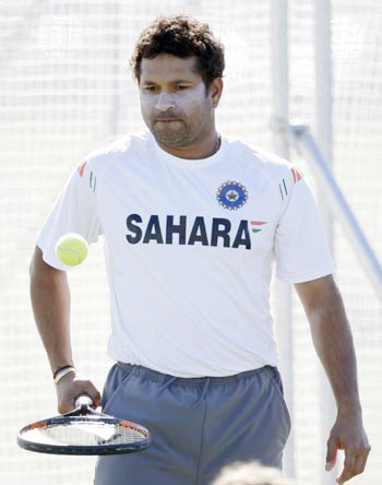 Tendulkar missed the Champions League T20 last year