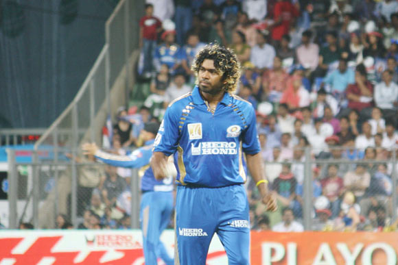 Lasith Malinga has done a good job leading the attack