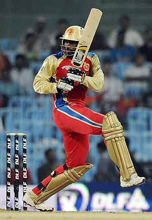 RCB's Chris Gayle