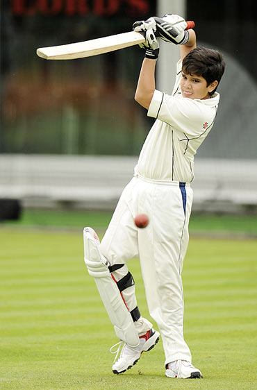 Arjun Tendulkar
