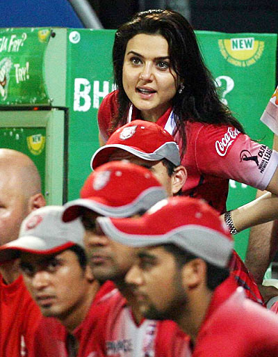 Kings XI in a mu