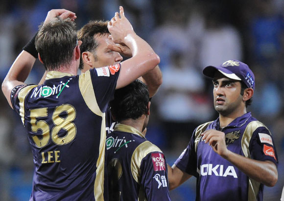 Gambhir has led KKR from the front with the bat