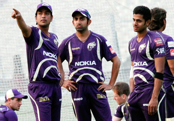 Consistent KKR look to continue winning streak