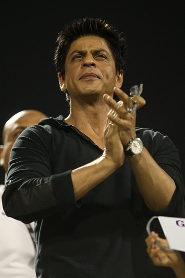 I was not drunk: SRK