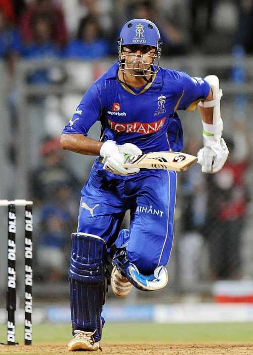 Not sure of my role in Rajasthan Royals: Dravid