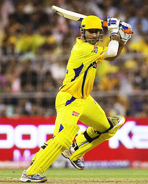Chennai boast of a strong batting line-up