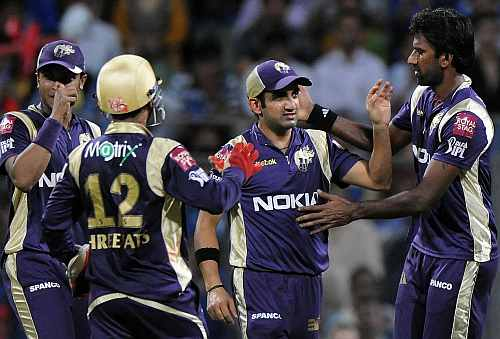 'Kolkata Knight Riders are deserving winners'