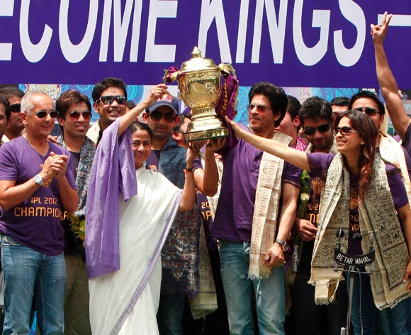Gambhir thanks Kolkata's fans