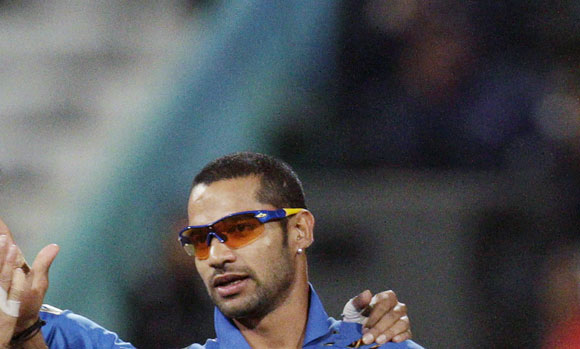Dhawan one of the most consistent performers