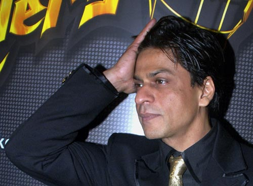 I don't want to get into the whole apology thing: SRK