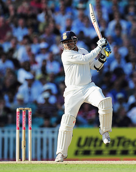 Virender Sehwag struck a century on Thursday