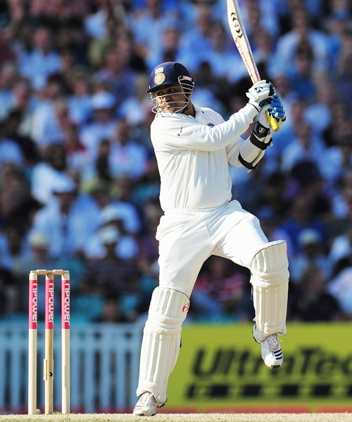 Sehwag registered India's first triple hundred in Tests