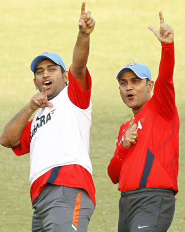 'Virender Sehwag's thinking is entirely different'