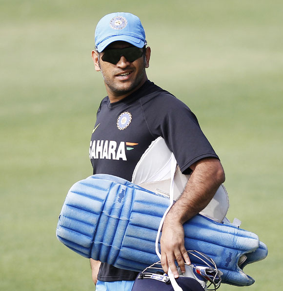 Will our curators heed Dhoni's call for turning wickets?