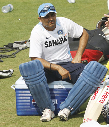 Sehwag's stock as a Test player has risen