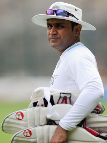 Sehwag's aggression has done him more good