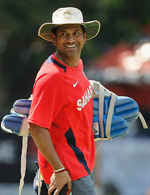 'Team India badly needs the experience of Sachin Tendulkar'