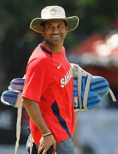 'Team India badly needs the experience of Sachin Tendulkar'