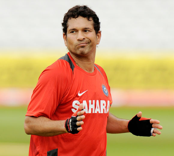 Against England, Tendulkar failed in both innings