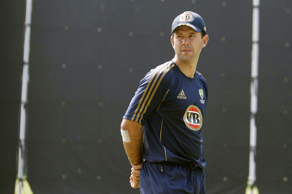 Captain Ponting had two major disappointments