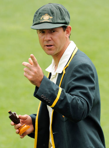 Ponting's Ashes score: Won 1, lost 3