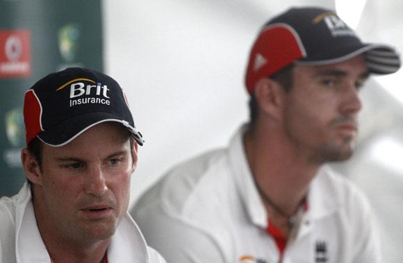 Strauss's retirement made Pietersen's return smoother