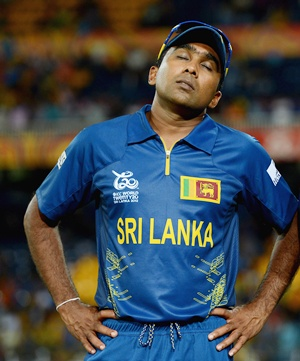 We never had momentum going in the chase: Jayawardene