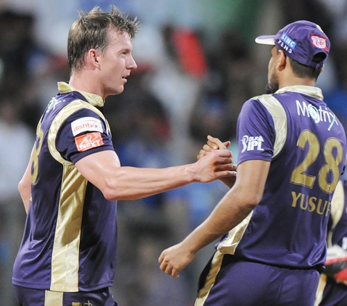 KKR to look for face-saving win against rampaging Titans