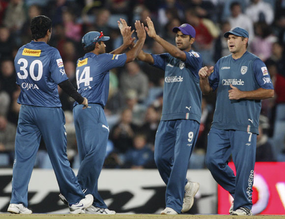 Deccan Chargers won the second edition of IPL