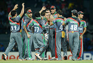 The Afghanistan cricket team