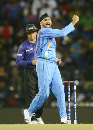 'Harbhajan is going to strengthen the team'
