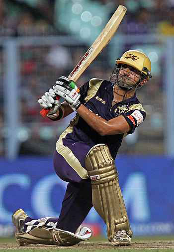 Gambhir led from the front last year
