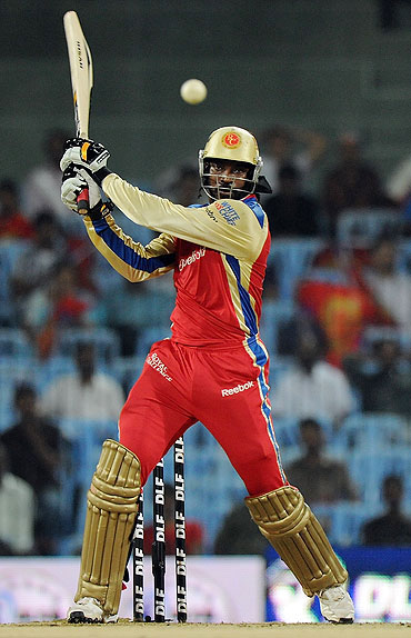 Chennai withstood a Gayle-storm