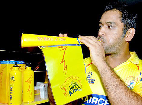 Chennai has a good bunch of players to look up to: Dhoni
