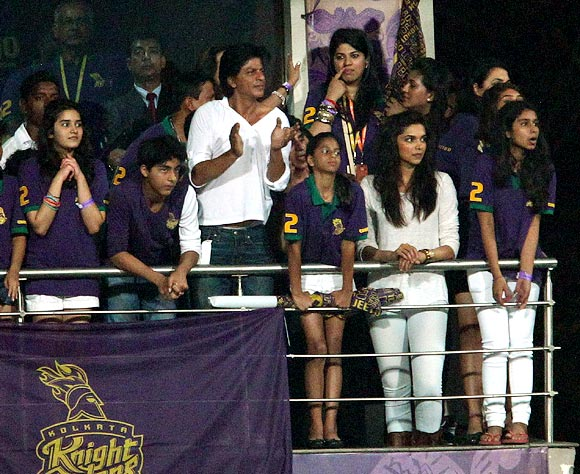 PHOTOS: Why KKR owner Shah Rukh will cheer for RCB