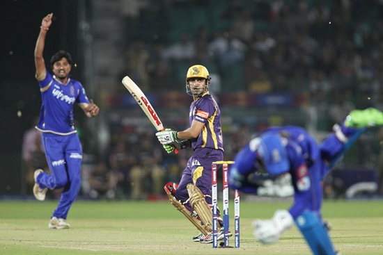I also played a bad shot: Gambhir