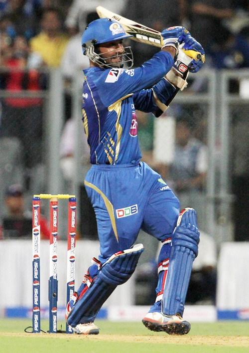 IPL PHOTOS: Mumbai Indians vs Delhi Daredevils, 10th match