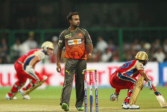 Sunrisers lost the plot after Mishra's 16th over